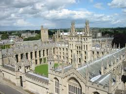 All Souls College, Oxford