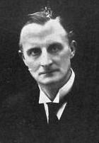Foreign Secretary, Sir Edward Grey