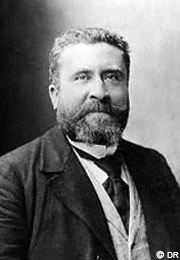 French Socialist leader,  Jean Jaures
