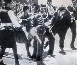 Princip's arrest