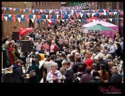 Queen's Diamond Jubilee Street Party