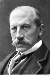 Viscount Alfred Milner leader of the Secret Elite from 1902-25.