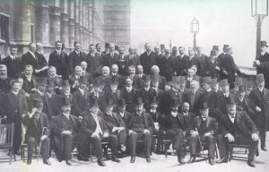 1909 Imperial Press Conference at the Palace of Westminster