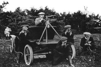 Ulster Volunteer Force training