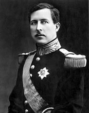 King Albert of the Belgians