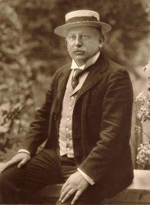 Rand Millionaire Alfred Beit 1905