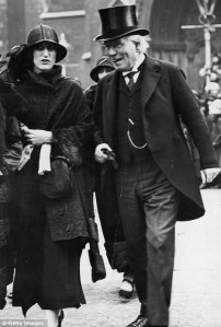 Asquith and Margot his wife