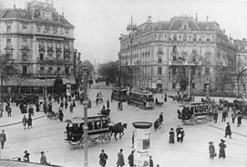 Berlin Potsdamerplatz 1914