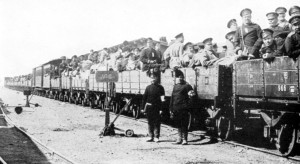 Russian Mobilisation in 1914 was a slow affair