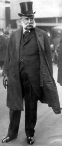 J P Morgan jnr. Anglo-phile American Banker