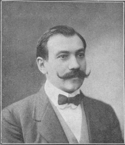 Deputy Edouard Barthe