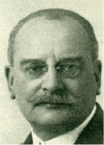 French politician, Fernand Engerand
