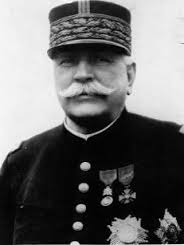 General Joffre, French Chief of Staff