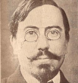 French journalist Gustave Tery