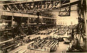 A Krupp factory 1915