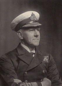 Admiral de Chair of 10th Cruiser Squadron