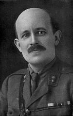 Maurice Hankey, the Secret Elite's secretary of the CID