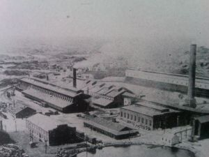 Nickel Production at Kristiansund