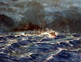 Northern Patrol - 10th Squadron in North Sea
