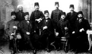 Committee of Union and Progress -  Ottoman Empire - Young Turks - Peter Crawford