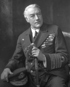 Rear-Admiral Troubridge