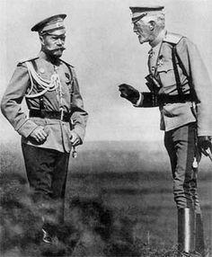 Czar and Grand Duke