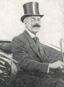 Sir Louis Mallet
