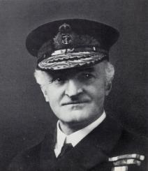 Admiral Reginald Hall 1919