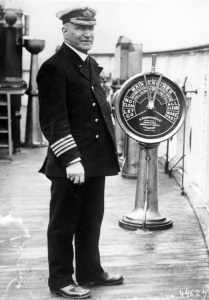 Captain William Thomas Turner 1915