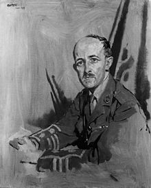 Hankey painted by William Orpen