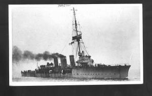HMS Phaeton, light cruiser which carried Sir Ian Hamilton to Dardanelles