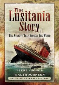 In our opinion the best researched account of the sinking of the Lusitania.