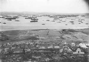 Madras Harbour 1915