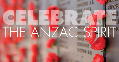 The Anzac Spirit of 2014