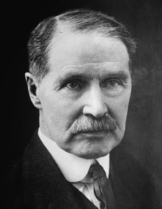 Conservative Party leader, Andrew Bonar Law