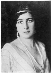 Venetia Stanley, to whom Asquith wrote so indiscreetly