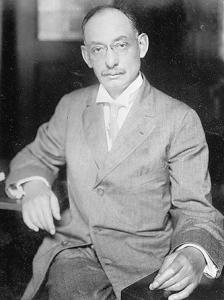 Walter Page, U.S. Ambassador at London