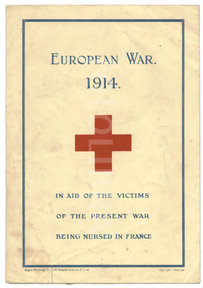 One of thousands of charity appeals during the First World War