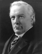 Kitchener, Churchill and lloyd George, a triumvirate against supplying food to Belgium, so why did Lloyd George change his mind?