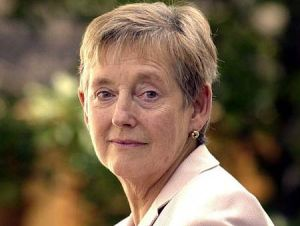 Dame Stella Rimington, former Director-General of MI5