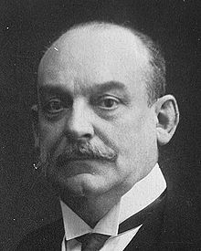 Émile Francqui Chairman of the Societe Generale, the Belgian Bank enriched by his connection to Belgian Relief.
