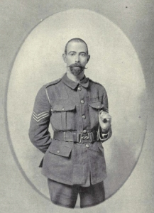 Ben Keeling as sergeant