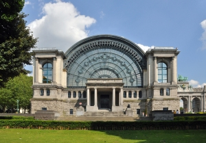 Brussels Museum of the Army - a worthy visit.