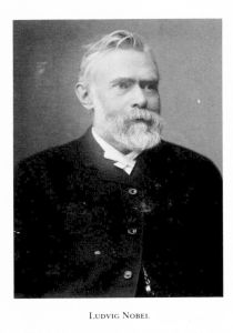 Ludvig Nobel, held to be the driving force behind Branobel oil