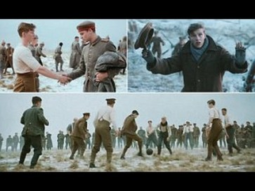 In 2014 the so-called 'christmas truce' in the trenches was the central feature of Sainsbury's campaign