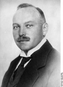Emil George von Strauss, Head of Deutsche Bank