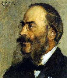 Gerson von Bleichroeder of Bleichroeder's Bank