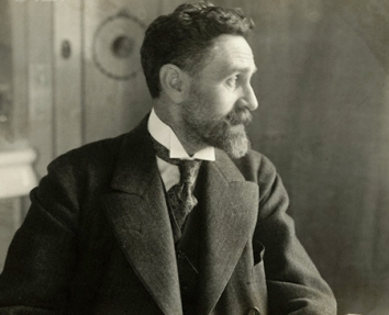 Sir Roger Casement. His return to Ireland in 1916 was not to lead the uprising but to stop it.