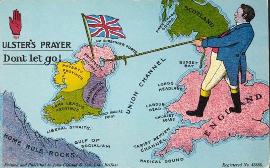 Ulster Prayer