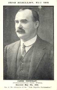 James Connolly 1916